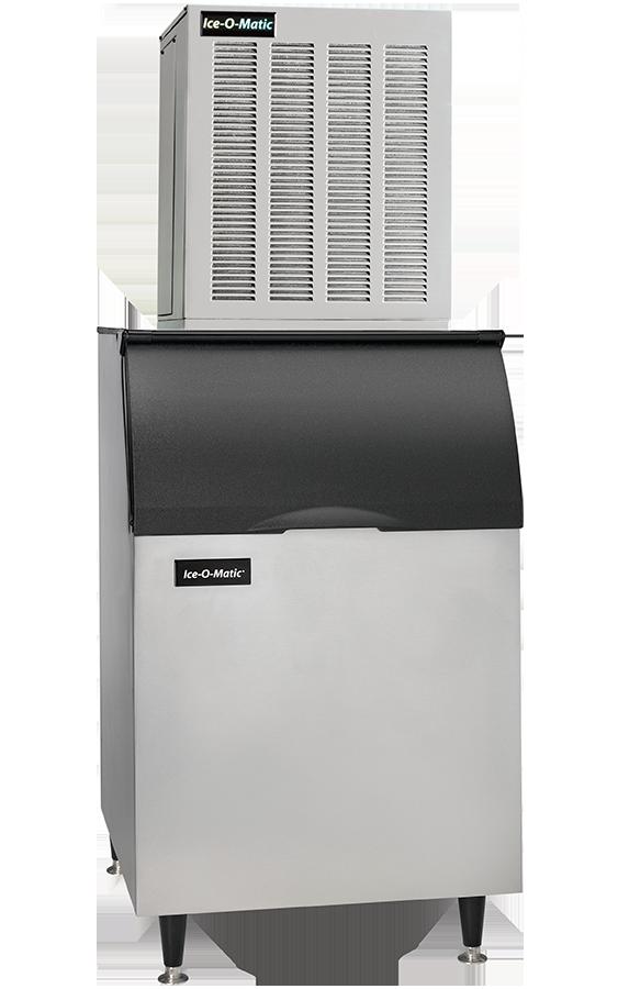 Air-Cooled Ice-O-Matic MFI0800A 21-Inch Flake Ice Maker Machine 115-volt NSF 900 lb//24 hr